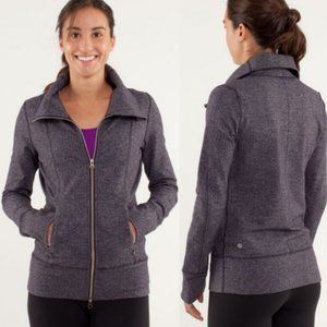 Size 4 - Lululemon Daily Yoga jacket
